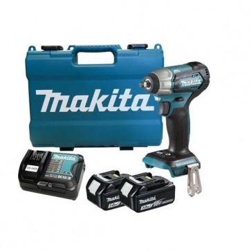 """Chave de Impacto 3/8""""18V Bivolt DTW180RFE - Makita"""