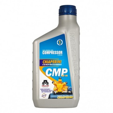Óleo Mineral para Compressores - Chiaperini CMP AW 150