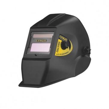 Máscara de Solda Automático com Regulagem de 9 a 13 DIN LYNUS-MSL500S