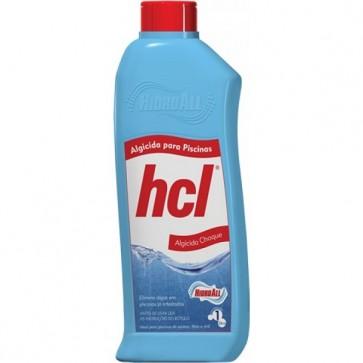Algicida Choque 1 Litro - HidroAll