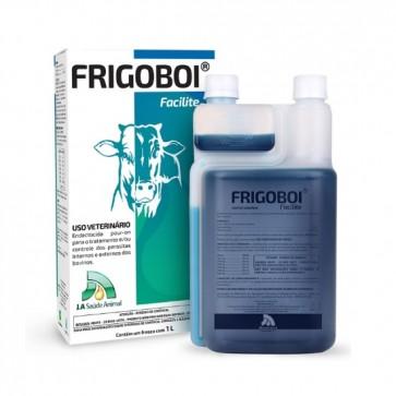 Frigoboi Facilite Abamectina Pour On J.A. - 1 Litro