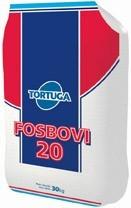 Suplemento Tortuga Fosbovi 20 - 30 KG