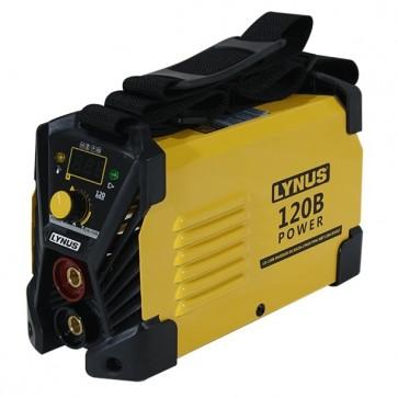 Máquina Inversora de Solda MMA Power 120A Bivolt - LYNUS-LIS-120B
