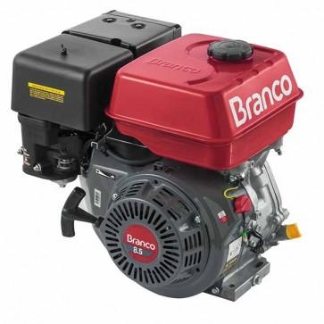 MOTOR B4T 8,5CV EIXO H Part. Manual - Branco Motores - 90315780