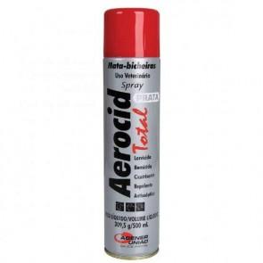 Aerocid Spray Prata 500mL Agener