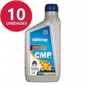 Óleo Mineral para Compressores - Chiaperini CMP AW 150 - 10 Unidades