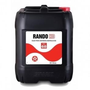 Oleo Hidraulico HD 68 20 litros - Texaco