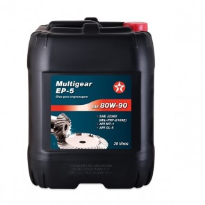 Oleo Multigear EP 90 20 Litros - Texaco