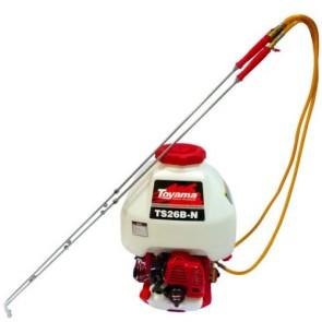 Pulverizador á Gasolina de 26CC 25 Litros com 2 Lanças de Metal e Bomba Metálica - TOYAMA-TS26BN