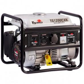 Gerador de Energia à Gasolina 4T Partida Manual 1,2 Kva 220V - TOYAMA-TG1200CXH