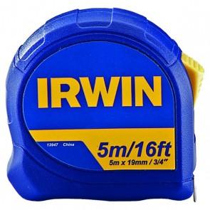 Trena De Aço 5 Metros X 19mm Abs Standard - Irwin IW13947