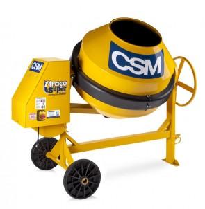 Betoneira 1 Traço Super 400 Litros Monofásica - CSM-110V