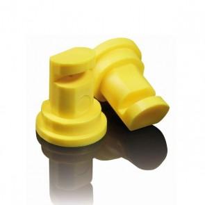 Bico de Plástico JDF 02 Jacto 1197483 Amarelo - 25 unidades