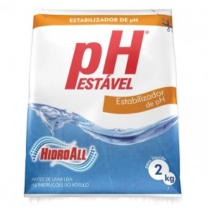 Regulador PH Estável 2Kg HidroAll