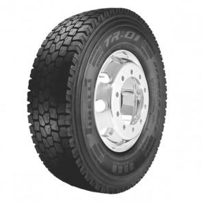 Pneu Pirelli 295/80R22.5TL 152/148M TR85 Borrachudo