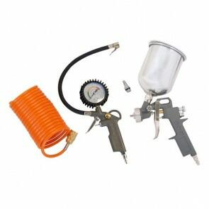 Kit Acessórios Para Motocompressor 4 Peças Mac 4 Lynus