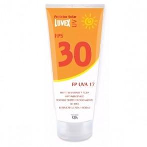 Protetor Solar Luvex UV FPS 30 120g