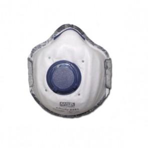 Máscara Descartável com Válvula Affinity VOP2 MSA 3251