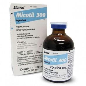 Micotil 300 Injetável 50 mL Elanco