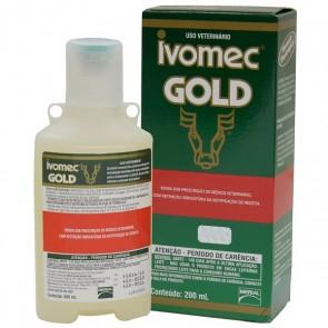 Antiparasitário Ivomec Gold 3,15% Para Bovinos Merial 200 mL