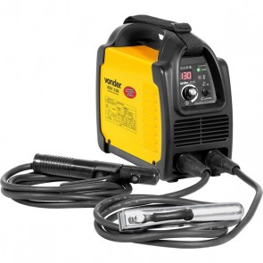 Inversor para Solda Elétrica com Display Digital Bivolt Vonder - RIV136