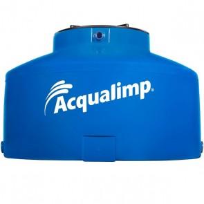 Caixa d'água de Polietileno Protegida 1000L com Multicamadas de Proteção - Acqualimp 701220