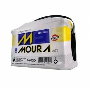 Bateria Automotiva 60Ah - Moura M60GD