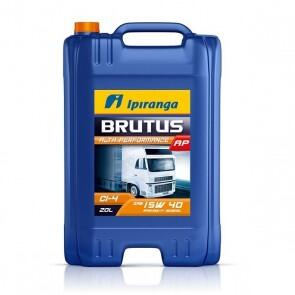Oleo Ipiranga 15W40 Brutus Alta Performace Ci-4 Mineral - 20 Litros