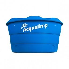 Caixa d'água Dupla Proteção 500L com Revestimento Antibacteriano - Acqualimp 500291