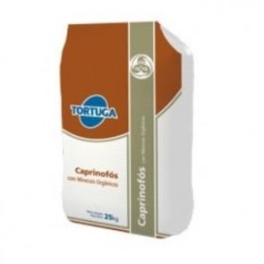 Suplemento Mineral Vitamínico para Caprinos - Tortuga Caprinofós 25Kg