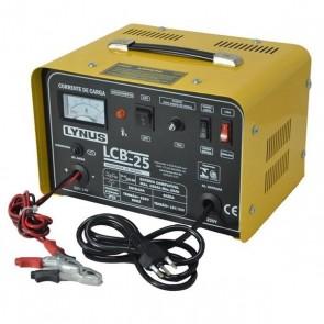 Carregador Portátil de Baterias 150A 12/24 V 220V LYNUS-LCB25-220V