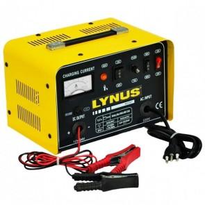 Carregador Portátil de Baterias 100A 12/24V 110V LYNUS-LCB10-110V