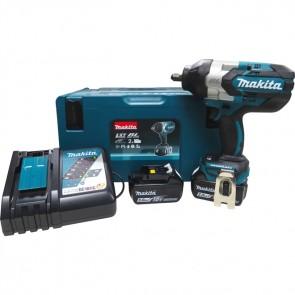 Chave de Impacto à Bateria 18V 1.000 N.m - Makita DTW1002RTJ