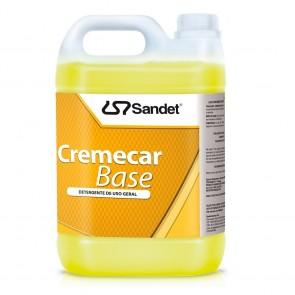 Shampoo Automotivo Cremecar Base 5 Litros - Sandet