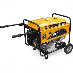 Gerador de Energia à Gasolina 9 KVA 4 Tempos Partida Elétrica Bivolt 110/220V GM8000E CSM