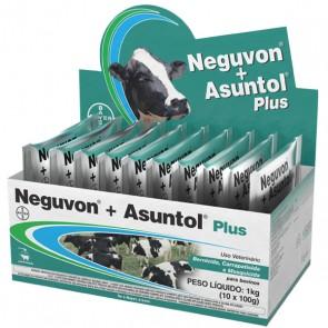 Neguvon + Asuntol Plus - 100 gramas BAYER