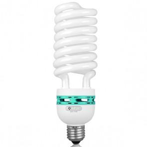 Lâmpada Fluorescente Espiral Alta Potência 110W 220V Base E27-  FoxLux EB110.27