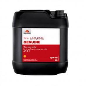 Oleo Engine Genuine 15W40 FR 20 Litros Massey Fergunson