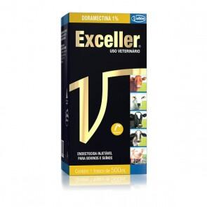 Exceller Doramectina 1% Vallee - 500 mL