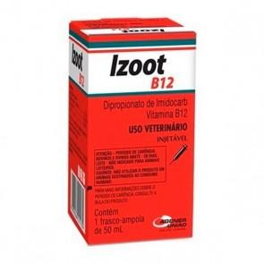 Izoot B12 Injetável 50 ml Agener