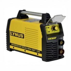 Inversora de Solda Portátil - Lynus LIS-130-220V
