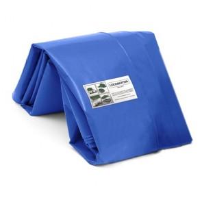 Lona Leve 10x4 Azul - LOCOMOTIVA