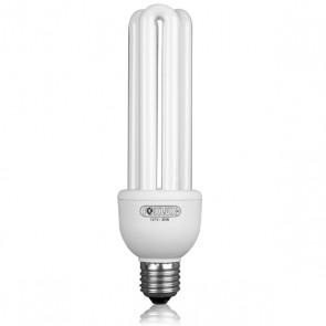Lâmpada Fluorescente Compacta Luz Branca Tipo U 30W 110V– Foxlux UB30.1