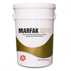 Graxa Marfak MP2 Texaco 20 Kg