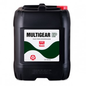 Oleo Multigear EP SAE 140 20 Litros - Texaco