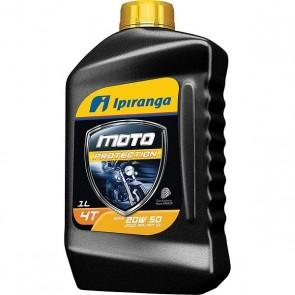 Oleo Ipiranga Mineral Moto Protection 4 Tempos 20W50 - 1 Litro