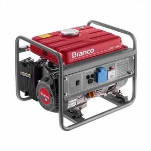 Gerador a Gasolina 1,3Kva B4T 1300 220V - Branco 90313220