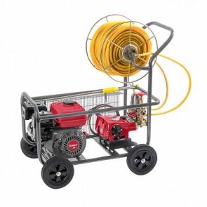 Pulverizador Estacionário 30-45L/min com Motor e Carrinho de Transporte BBP3065 - Branco 90315530