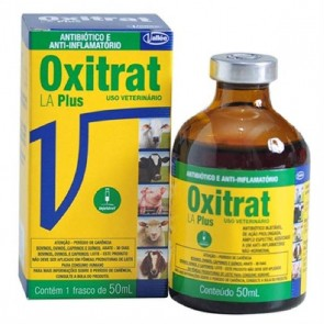 Oxitrat La Plus 50 Ml - Vallee