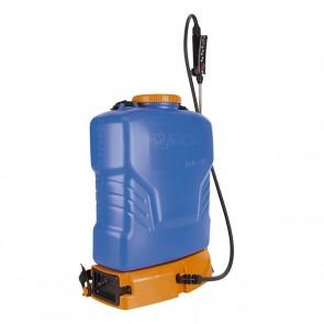 Pulverizador Costal PJB à Bateria Capacidade de 20L - JACTO 1225566